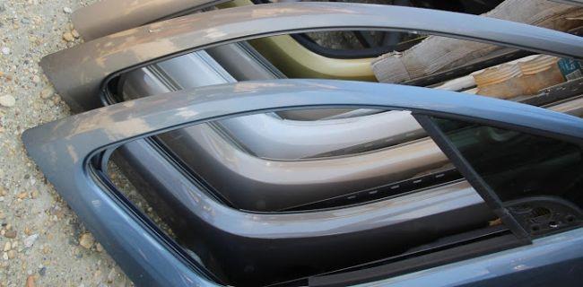 Peugeot ajtók
