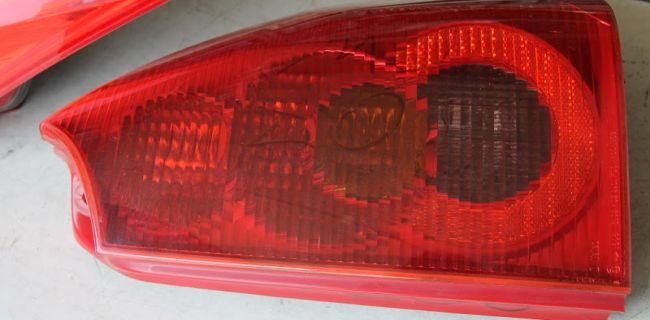 Peugeot hátsó lámpa, első fényszóró