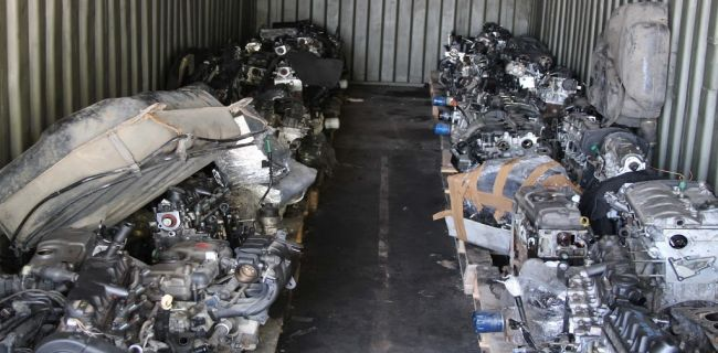 Renault motoralkatrészek